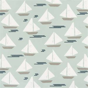 Cape May Blue Stone Indoor/Outdoor Fabric by Premier Print Fabrics 30 Yard Bolt