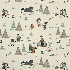 Cowboys And Friends Maya Macon Cotton Drapery Print by Premier Print Fabrics 30 Yard Bolt