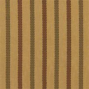Cheverny Stripe Topaz Embroidered Fabric by Swavelle Millcreek