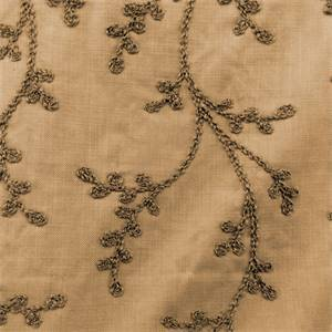 Comberg Straw Embroidered Fabric by Swavelle Millcreek