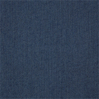 Spectrum Indigo Blue Acrylic Outdoor Fabric by Famous Maker