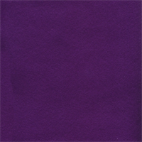 FT0027 Purple Craft Felt Fabric - 20 Yard Bolt