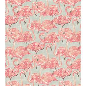 Beach Social Bloom Cotton Drapery Fabric by Waverly Fabrics