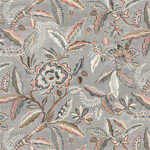 Key Of Life Blush Drapery Fabric By Waverly Fabrics Buyfabrics Com