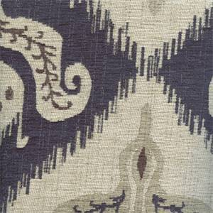 Maya Ikat Ensign Upholstery Chenille