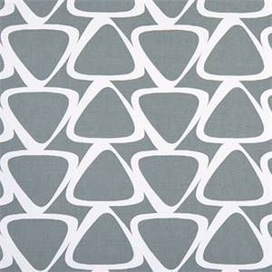 Jace Sundown Grey Cotton Drapery Fabric by Premier Print Fabrics 30 Yard Bolt