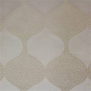 Armstrong Geometric Pattern in Color Ivory