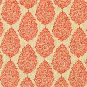 Jersey Byram Orange Laken Drapery Fabric by Premier Print Fabrics 30 Yard Bolt
