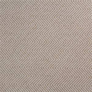 13SESKP Herringbone Upholstery Fabric Color Pearl White