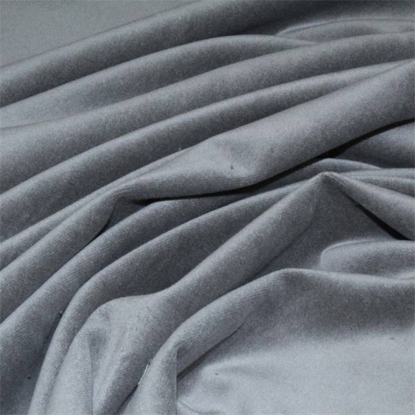 Brussels Velvet Upholstery Fabric Color Charcoal Grey 311brucha3