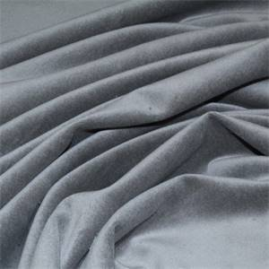 Brussels Velvet Upholstery Fabric Color Charcoal Grey