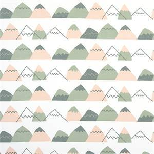 Mountain High Sundown Cotton Drapery Fabric by Premier Print Fabrics 30 Yard Bolt