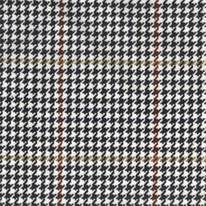 Pembrook Onyx Houndstooth Fabric