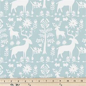 Promise Land Honeydew Fabric by Premier Prints
