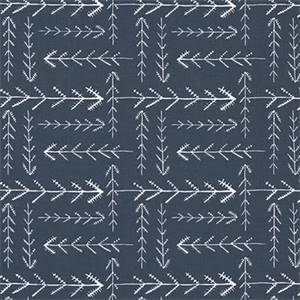 Native Spruce Blue Cotton Drapery Fabric by Premier Print Fabrics 30 Yard Bolt