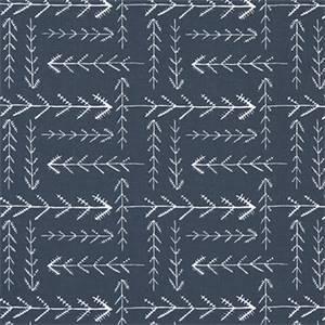Native Spruce Blue Cotton Drapery Fabric by Premier Print Fabrics 30 Yard Bolt