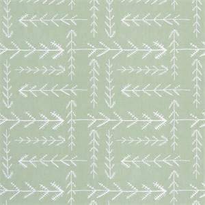 Native Sundown Green Cotton Drapery Fabric by Premier Print Fabrics 30 Yard Bolt