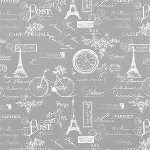 Paris Storm Twill Cotton Drapery Fabric by Premier Print Fabrics 30 Yard Bolt