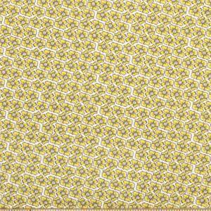 Pixie Mimosa Cotton Drapery Fabric by Premier Print Fabrics 30 Yard Bolt