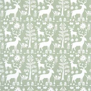 Promised Land Sundown Green Cotton Drapery Fabric by Premier Print Fabrics 30 Yard Bolt