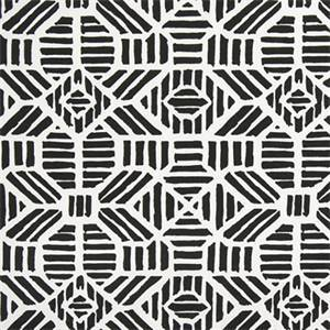 RIBBLE BLACK INDOOR/OUTDOOR FABRIC BY PREMIER PRINT FABRICS 30 YARD BOLT