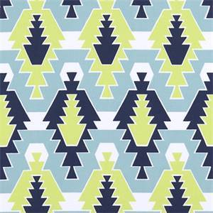 SEQUOIA VINTAGE INDIGO CANAL COTTON DRAPERY FABRIC BY PREMIER PRINT FABRICS 30 YARD BOLT