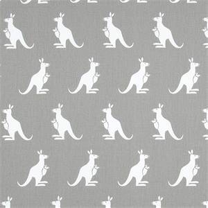 Kangaroo Storm White Twill Gray Drapery Fabric by Premier Prints