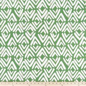 Fearless Pine / Slub Canvas Drapery Fabric by Premier Prints