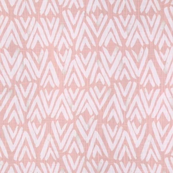 Fearless Blush Drapery Fabric