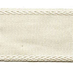 "Majestic Ivory 2.25"" Wide Tape Trim"