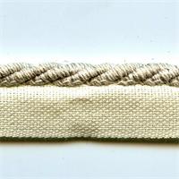 "BIR 1112/3NL Natural Linen .25"" Lip Cord"