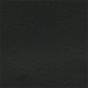 Talladega 9009 Black Solid Vinyl Fabric - Order a 12 Yard Bolt