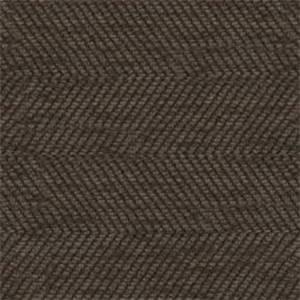 Hobo Charcoal Grey Herringbone High Performance Upholstery Fabric