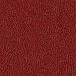 Amarillo 1373 Flame Red Leather Look Vinyl - Order a 12 Yard Bolt