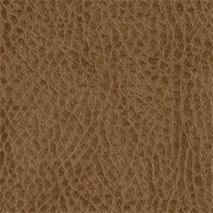 Texas 6010 Buckskin Brown Solid Vinyl Fabric  - Order a 12 Yard Bolt