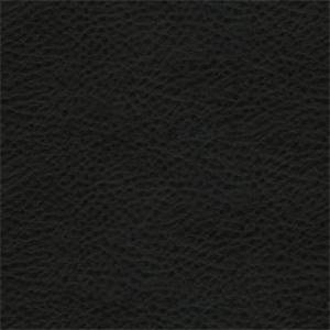 Austin 9009 Black Solid Vinyl Fabric - Order a 12 Yard Bolt
