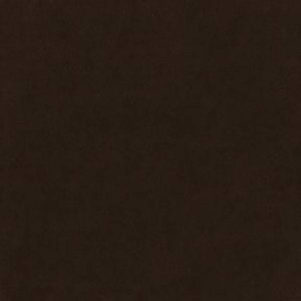 Luscious Solid Velvet Upholstery Fabric Coffee Dark Brown Order A