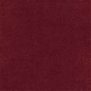 Luscious Solid Velvet Upholstery Fabric Antique Red Dark Red - Order a 12 Yard Bolt