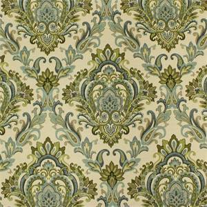 K Curtis Sea Upholstery Fabric