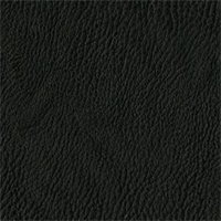 Rawhide 9009 Midnight Black Textured Bonded Leather Fabric - Order a 12 Yard Bolt