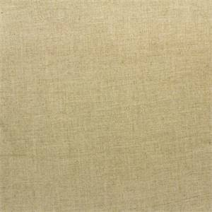 Perth Natural Solid Linen-Look Fabric