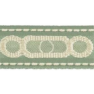 BR7097-33-28 Green Godiva Tape Trim