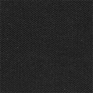 10 oz. Cotton Duck Black 25 Yard Bolt