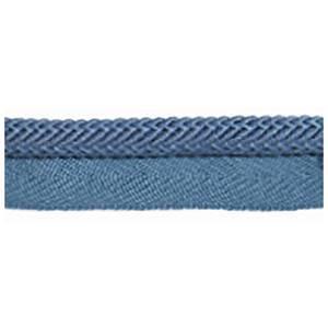 """MS 300 39 Blue 0.375"""" Lip Cord 27.5 Yard Reel"""