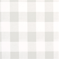 Anderson French Gray Check Drapery Fabric by Premier Prints