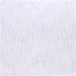 Irish Mist White Linen Look Drapery Fabric
