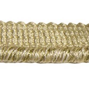 DM340 06 Beige Gold Lip Cord