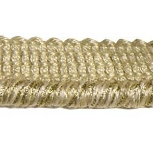 DM340 06 Beige Gold Lip Cord