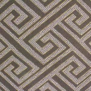 Greek Key Nickel 13SEIIL Upholstery Fabric