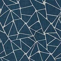To the Point Teal KF Fabric Remnanat 3 Yard Piece